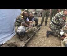 Подразделения МВД приняли участие в контртеррористической операции