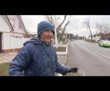 «Внимание велосипедист!»