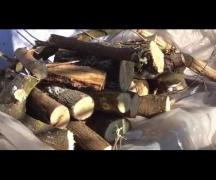 Морозы идут дрова везут