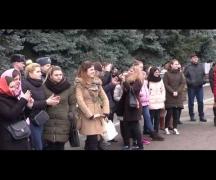 «Широкая Масленица» в ТЮИ МВД ПМР