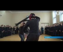 В РКК прошла встреча с представителями Центра русского боевого искусства «Ристал»