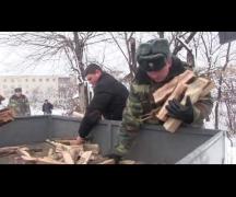 Жителям республики помогали спасатели