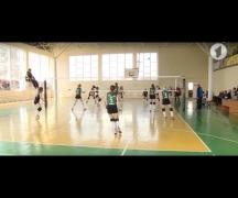 Волейболистки «Динамо-Глории» победили «Сперанцу» / Спорт-ревю