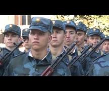 Первокурсники института МВД присягнули на верность Родине