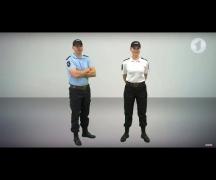 Новая форма у сотрудников МВД / Доброе утро, Приднестровье!