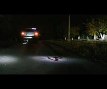 Сбил двух подростков и скрылся с места ДТП