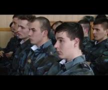 Курсанты ТЮИ пообщались с Василием Яцкиным
