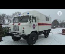 Спасение из снежного плена: работа передвижных пунктов обогрева