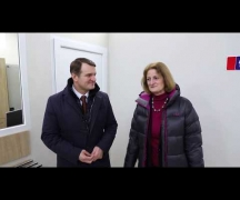 Руслан Мова провёл встречу с Люси Джойс