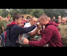 Сборная МВД – победитель соревнований Спартакиады