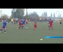 Футбольный турнир к 100-летию советской милиции