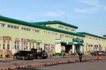 Рынок в Тирасполе