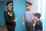 Руководители  Сободзейского РОВД посетили  ветеранов Великой Отечественной войны