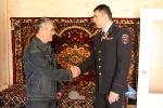 Министр внутренних дел Станислав Романюк посетил ветеранов МВД